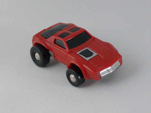 Transformers Windcharger (G1) - modo robot