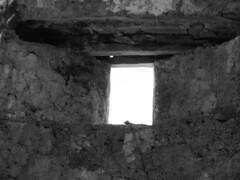 watchtower window (serdenia arlon) Tags: sea beach stone buildings fishing spain pirates philippines spanish legends guards ports artifacts touristspot watchtower sanesteban oldstones ilocossur touristsite