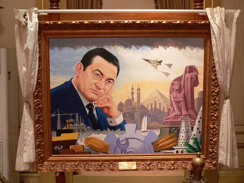 On Mubarak's Mind