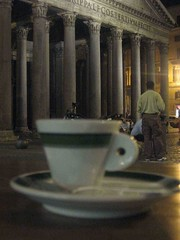 Caffe nel Pantheon