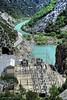 Central hidroeléctrica de Mediano (basajauntxo) Tags: rio spain huesca central aragon electricidad presa embalse energia cinca mediano samitier hidroelectrica basajauntxo