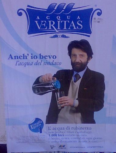 L'acqua del sindaco Cacciari