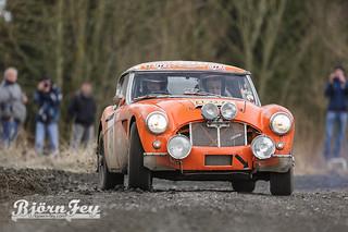 Rallye Boucles de Bastogne 2017