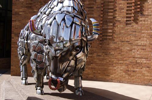 buffalo - knit on the corner