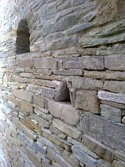 STONE  ALL OVER... (dimitra_milaiou) Tags: shadow art stone architecture island greek grey living europe stripes hellas greece chora andros