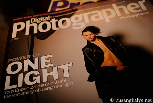 DPP Issue #38 ONE LIGHT
