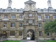 Picture of Clare College