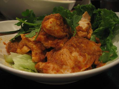 Angel Fire Chicken @ Restoran Malaysia