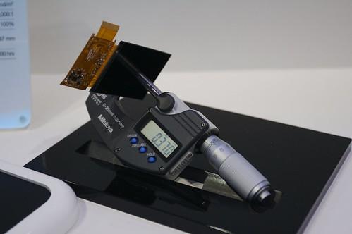0.37mm LCD