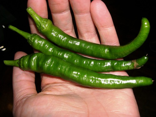 3 More Peppers