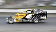 Dirt track racing. 10/20/07