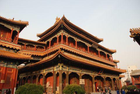 Pekin - temple des Lamas (19) [480]
