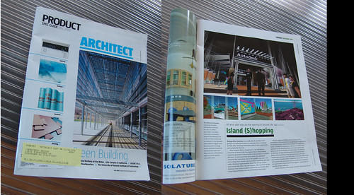 Architect Magazine Features Second Life in Fall Product Spec Guide