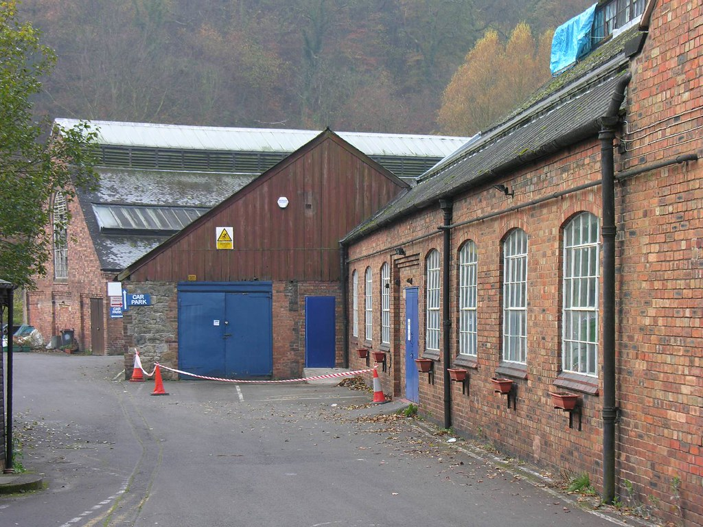 The Merrythought Teddy Bear Factory at Ironbridge