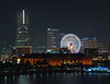 Yokohama (Yoichi_) Tags: japan night geotagged nikon ferriswheel yokohama 夜景 横浜 観覧車 d40 ultimateshot flickrphotoaward geo:lat=354550708 geo:lon=1396315756