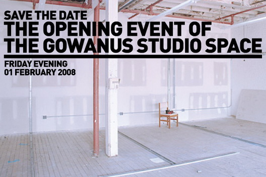 Gowanus Studio Space