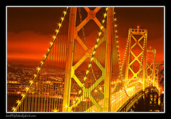 The Bay Bridge (TLC Fotografie) Tags: california bridge bay san francisco the sfchronicle 35faves fotobook 96hrs sfchronicle96hrs colorphotoaward photosbykmtcom sfchronicle96hrssfchronicle96hrssfchronicle96hrs top20colourful