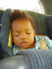 Tired From Xmas Shopping (sungoddess♫) Tags: baby offspring popo dayo