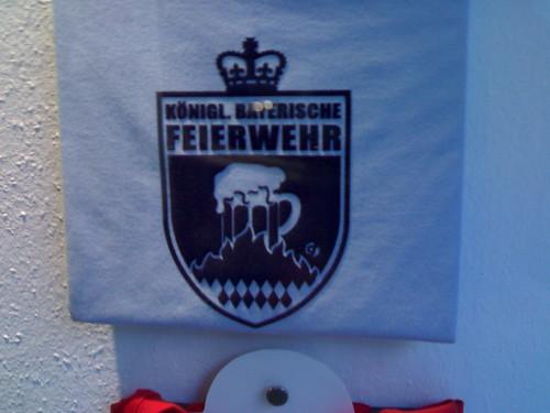 Feierwehr-T-Shirt