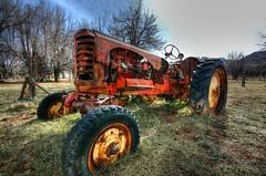 Desert Tractor