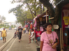 Sinulog stalls in Cebu City