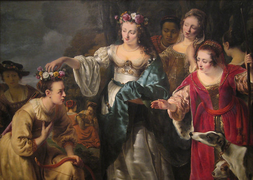 The Crowning of Mirtillo, 1650