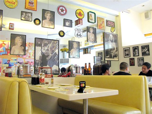 Butter Diner's interiors (1)