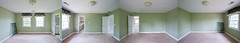 Empty Green Bedroom (RaymondAdamsPhoto) Tags: newyork abandoned home architecture adams suburban interior shell architectural suburb raymond crisis mortgage mcmansion reclaimed bankrupt recession emptyhouse bankruptcy foreclosure interiorphotography foreclosed repossessed subprime interiorphotographer raymondadams