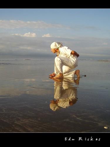 Reflexo à beira-mar 2