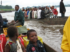 Kisangani River Crossing