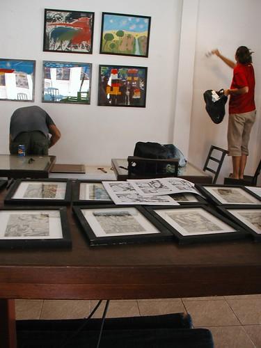 Em Satya Exhibition