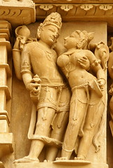 Indien: Khajuraho - by patrikmloeff
