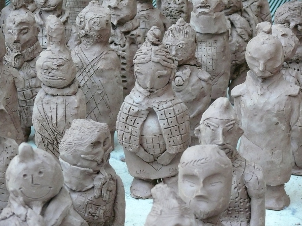 The New Model Terracotta Army