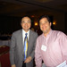 Speaker-Peter Ngan with Brad Wilkinson