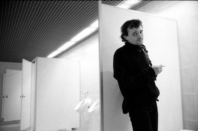 Кирилл Преображенский. Москва 1998