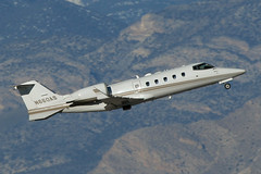 N660AS - Lear 60 (lijk604) Tags: las canon lasvegas aircraft aviation nevada jet airline biz spotting klas 191 learjet bizjet lj60 n660as