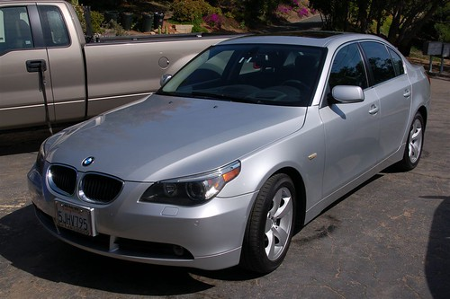 Bmw Gallery 2005 Bmw 530i Silver Metallic