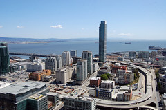 One Rincon and View South (Telstar Logistics) Tags: sanfrancisco construction view aerial onerincon 555mission