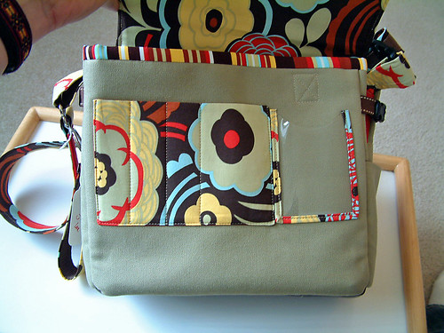 SplatGirl Bag- Interior