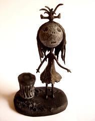 My New Friends - Junk Girl (Poblin King) Tags: kids dark toy cool gothic po tragic timburton oysterboy