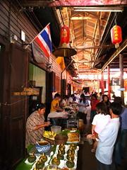banmai market thailand