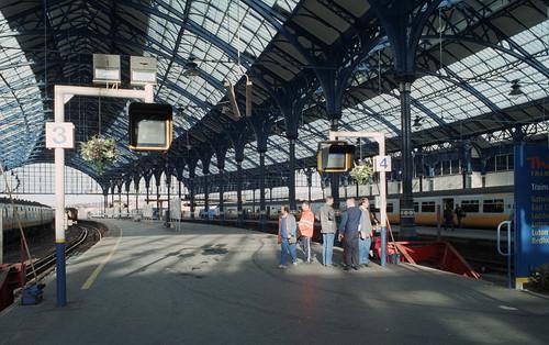Brighton Station 2001