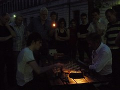 Vdw-Vdb in het donker
