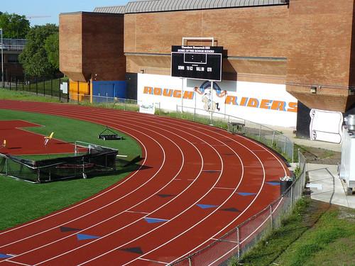 Roosevelt Track #1