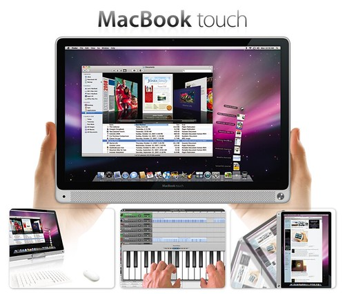 Apple Announces New Notebooks and LED Displays (2008) 1