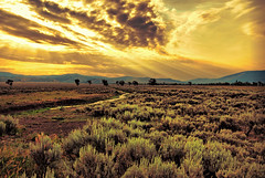 Morning on the Plains (Jeff Clow) Tags: morning sunrise landscape bravo explore dfw wyoming jpeg naturesfinest mormonrow 1exp jacksonholewyoming nikond80 dynamicphotohdr jeffrclow multimegashot frjrc
