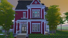 09-02-2017_0-02-49 (ELNIAS sims4) Tags: halliwell manor charmed embrujadas mansion victorian