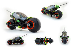 DMLRC Sport Mode (TFDesigns!) Tags: lego space rover racer luxury motorcycle cycle concept dual mode exploration sport febrovery alien colony