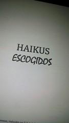 Haikus & Rashomon