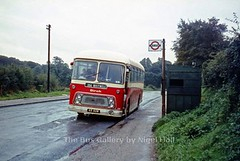 Birch 45AUW St Ippolyts (The Bus Gallery) Tags: birch willowbrook aecreliance birchbros 45auw